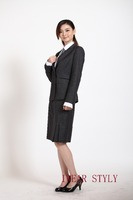 Office Ladies work uniform ,elegance business suits for woman