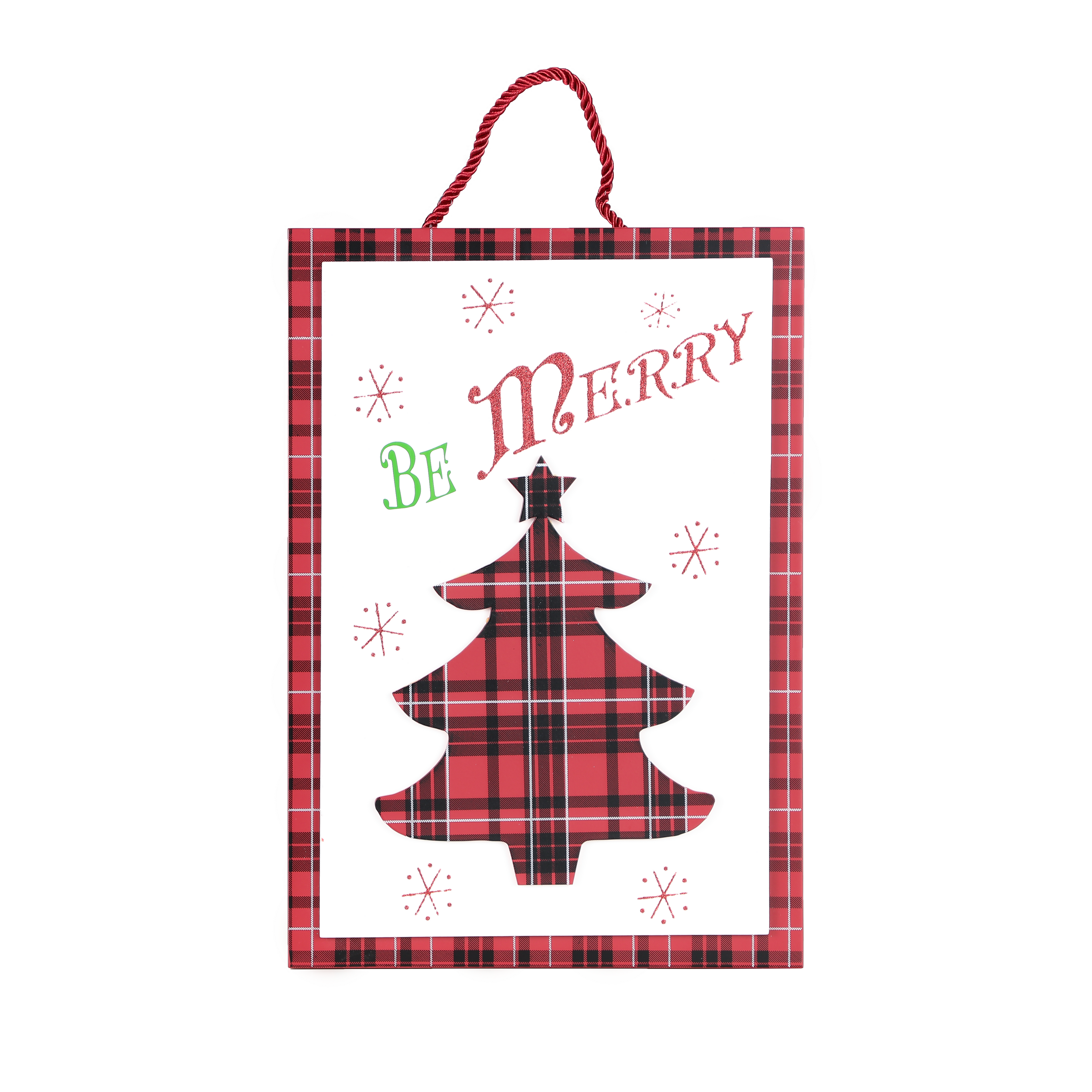 Promotional Christmas wooden photo frame