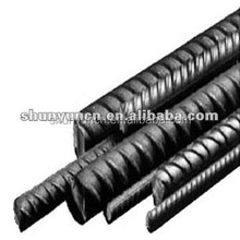 Shunyun Passed SGS Testing 12mm Hot Rolled steel rod rebar price