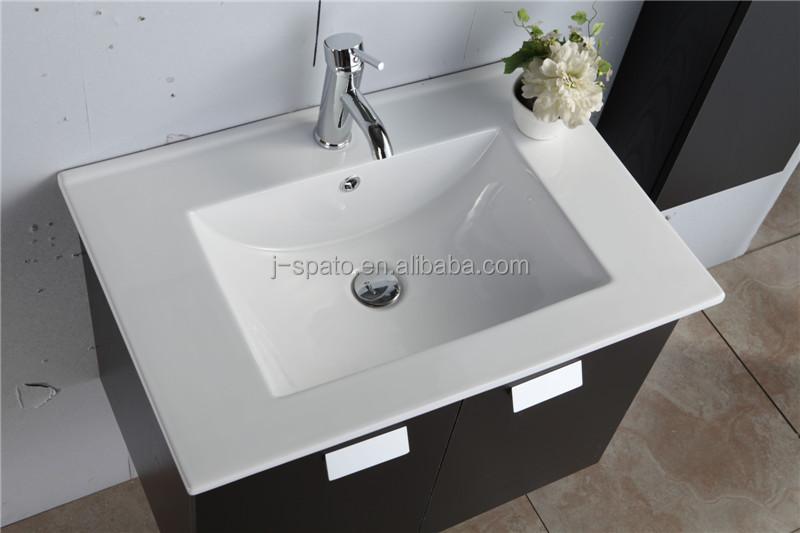 MDF  PVC cupboard bathroom wash basin cabinets with cultured marble top. MDF  PVC cupboard bathroom wash basin cabinets with cultured