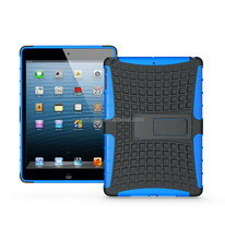 For iPad Air/For ipad 5 Shatterproof Cases Cover Hybrid Combo Case Stand Cover With Kickstand