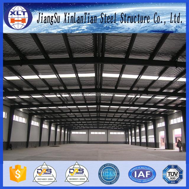 Cheap steel industrial shed design prefab metal buildings