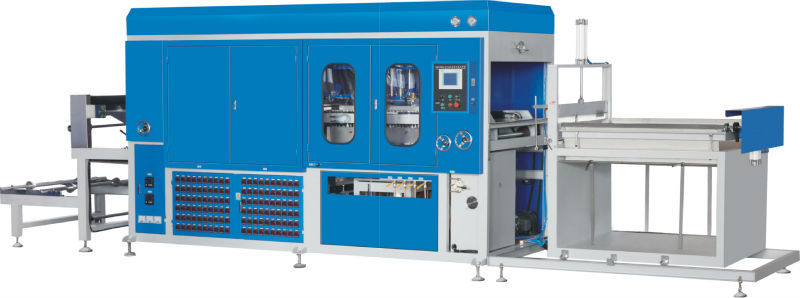 SBCF-700/1200B High Speed Vacuum Forming Machine(Blaster Forming Machine)