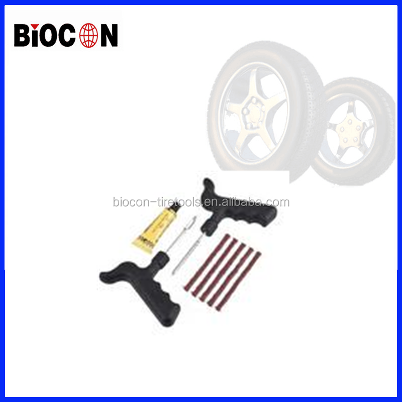 made in china high quality Tire Repair Kit Truck Car Motorcycle Tool Kit