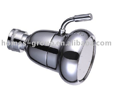 "USA Plumbing fitting Shower head 1/2""IPS connection chrome"