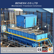 Clarification and Sedimentation for Sewage Pretreatment DAF Machinery Supplier