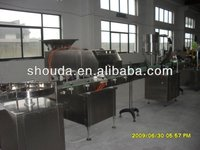 CE,ISO automatic effervescent tablets counting and filling line