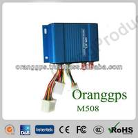 GPS Vehicle tracker M508------- support two way SMS communication via Mobile and PC software