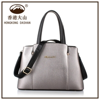 2016 New Fashion Fresh Color Wholesale China Import Ladies Handbags Desgin Ladies Handbag Manufacturers and women's bag