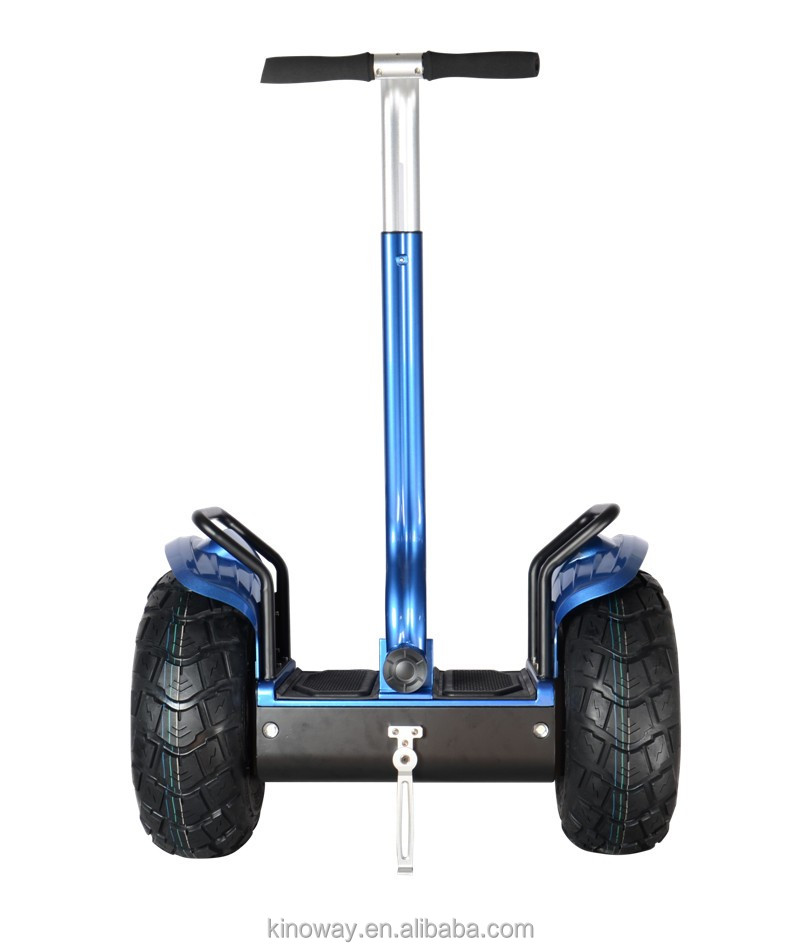 Electric Chariot Scooter 2 Wheel Off road type Mountain Road Stand up Motorcycle E-bike Electric Self Balancing Scooter