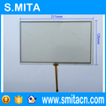 9.0 inch General 4 wire resistive 211*126 211mm*126mm touch glass digitizer Screen For AT090TN10