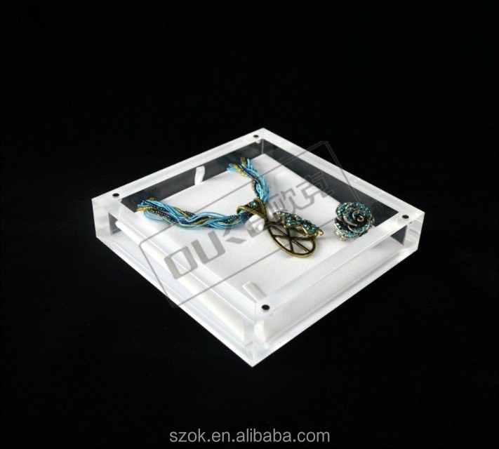 hot new product desk best selling acrylic jewelry display