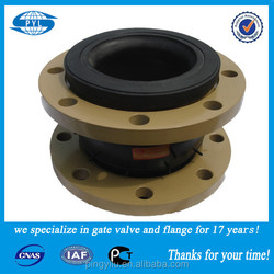 Vulcanized pn16 rubber expansion joint nbr rubber joint