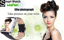 waterproof photography smart watch bulk wholesale,pedometer smartwatch android phone