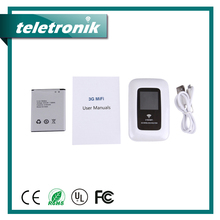 Pocket 4G Wifi Hotspot With Sim Card Slot Portable 3G 4G Wifi Hotspot Router