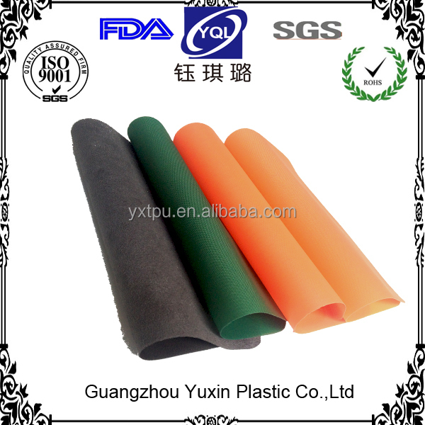 Tear Resistance Polyester Nylon 840D Waterproof Coated Fabric