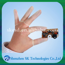Use for Semiconductors/Micro electonic Cut Type Finger Cots