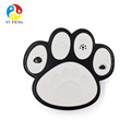 New Arrival Exclusive Factory supply Dog Paw Shape Outdoor Ultrasonic Dog Anti Bark Ultrasonic Bark Control