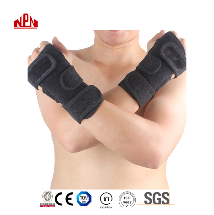 Palm Guards Brace Sport Wrist Support Hand Protector For Ski Snowboard Ice Roller Inline Skating Men Women Left or Right