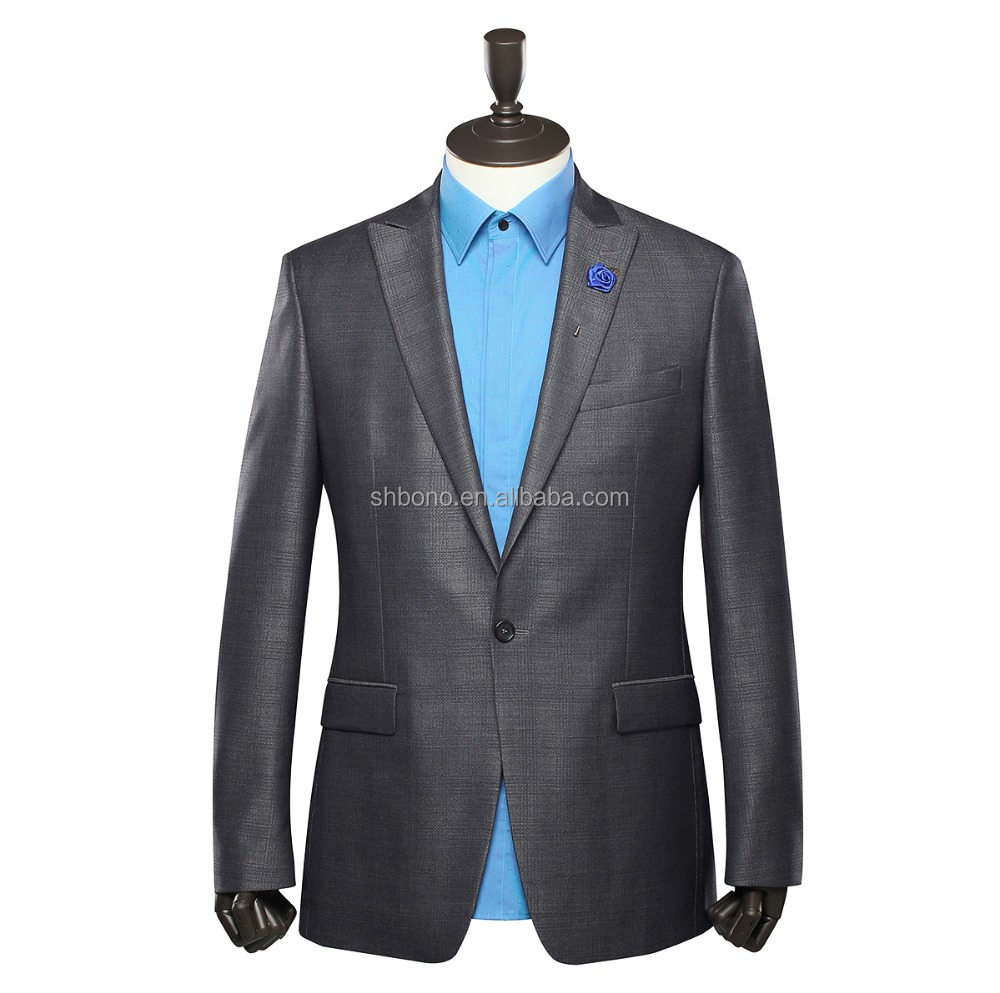 New style bespoke men slim suits With CMT price