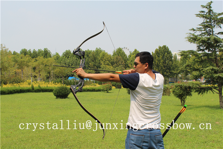 F163 Take down fishing recurve bow compound bow hunting archery china wholesale best price hot sale