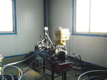 Water Pressure Testing (Rubber Hose)