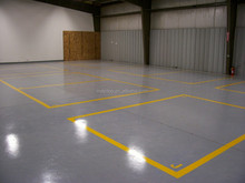 Maydos self-leveling impact resistance epoxy flooring for electronics equipment factory floor