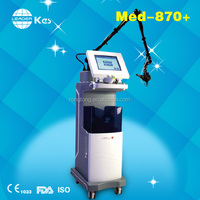 CO2 fractional laser machine model MED-870+co2 laser+rf machine