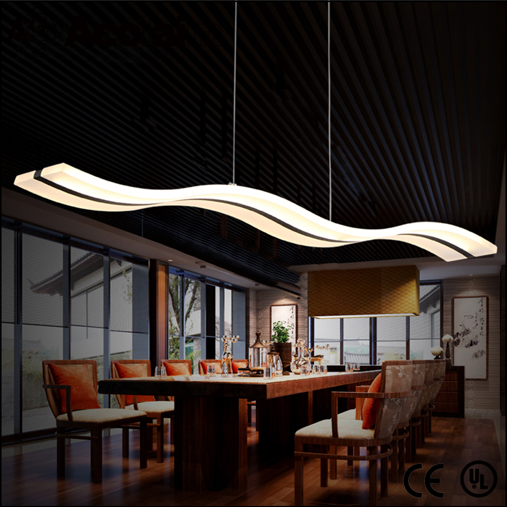 Modern Popular Square Ceiling Acrylic LED Pendant Light