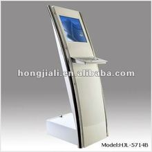 Fashion-design Self-service Ticket Kiosk with Printer/Interactive Information Touch Kiosk/Bank Queueing Machine