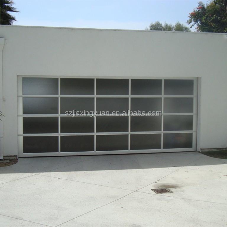 piena vista vetro trasparente porta del garage-Porta-Id prodotto:618704598-italian.alibaba.com
