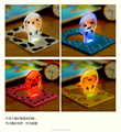 2015 new design Christmas led light lamp card for sale colourful led lamp with led light