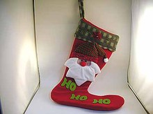 Xmas stocking no. S7819