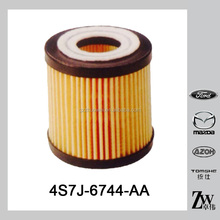 Paper Oil Filter for Mazda 6 For-d 4S7J-6744-AA