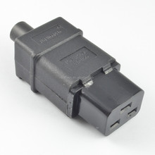 Hot New connector! IEC 320 C19 Female AC power connectors cord plug SS-810 female 220v power plug