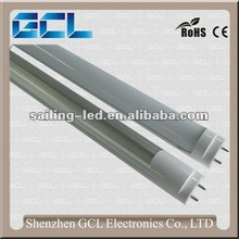 2012 new 4 feet dimmable led t8 tube fluorescent light (CE RoHS)