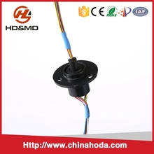 Low electrical noise mini capsule slip ring for sale