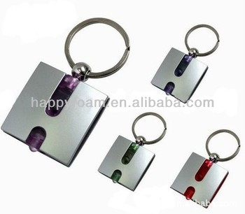 souvenir led flashlights keychain