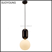 New Products Modern G9 LED Chandelier Single Hanging Lights MD8085-1S