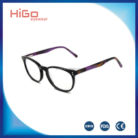 2016 wholesale most popular designer acetate optical frame in China