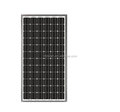 100watt 200 Watt Silicon Solar Panels solar module Tempered Front Glass With Maximum Power Output