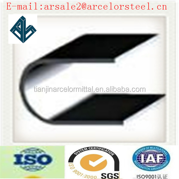 u shape steel channels/u channel steel beam for construction