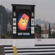 Módulo led p20 estadio deportivo led display sign 32x64 llevó el panel