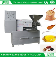 50KG/H soybean oil mill machine small oil screw press