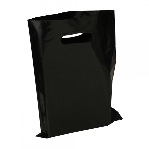 Best selling HDPE reusable shopping die cut plastic bag