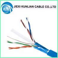 굿 performance cat6 shielded 나 unshielded twisted cable/molex cat6