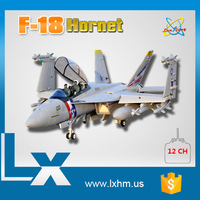 Scale Model Aircraft KITs F-18 Foam rc Airplane