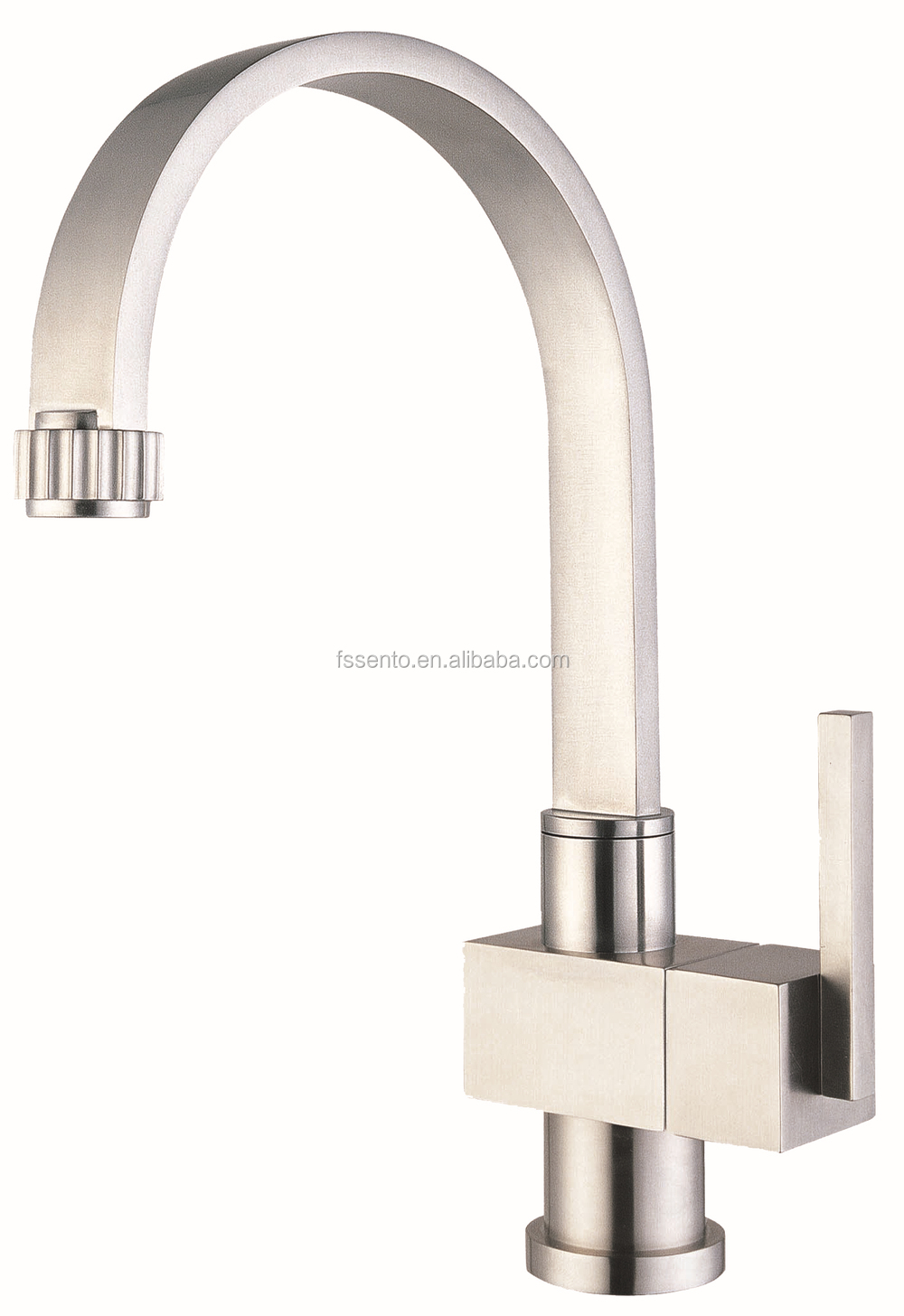 lead free headlthy single handle pull water ridge