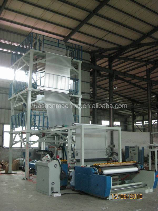 1800 Film Blowing Machine Line,plastic FILM blowing machine,Blown Film Machine