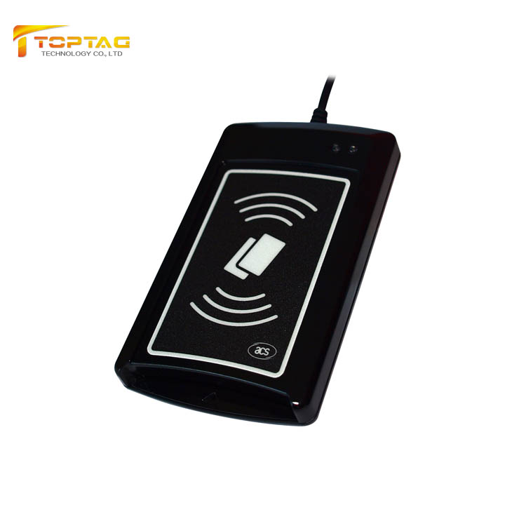 Wholesale Price Dual Boost II 13.56 MHz Smart Card Reader acr1281u c1 for Secure Payment